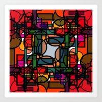 Conscious Art Print