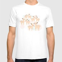 Titityy Mens Fitted Tee White SMALL