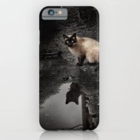 iPhone & iPod Case featuring Cat by Jesús M.Chamizo