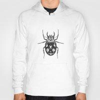 Diaboli Scarabæus - The Devil's Beetle Hoody