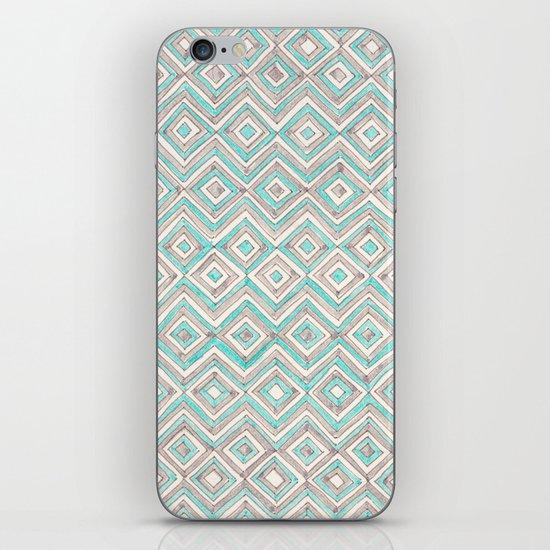zig--zag iPhone & iPod Skin