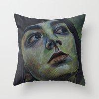 Irina Throw Pillow