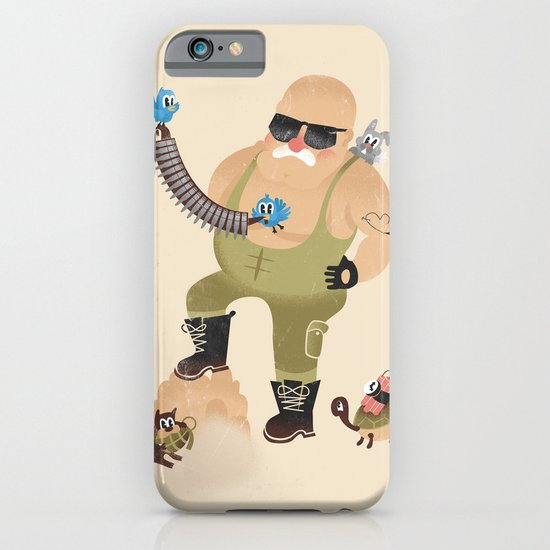 Getting Ready! iPhone & iPod Case