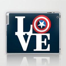 Captain's Love Laptop & iPad Skin