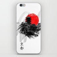 Kyoto - Japan iPhone & iPod Skin