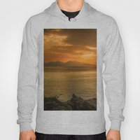 Sunset Over Lismore Isla… Hoody