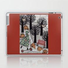 Autumn in the Park Laptop & iPad Skin