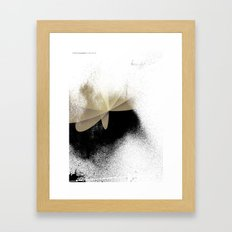 bloom 2... Framed Art Print