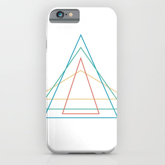 4 triangles iPhone & iPod Case
