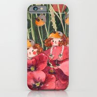 iPhone & iPod Case featuring Poppies by Judith Chamizo