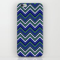 Preppy Chevron iPhone & iPod Skin
