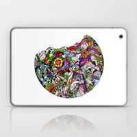 Verás el mundo según tus ojos Laptop & iPad Skin