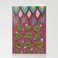 Hanging Plant Stationery Cards