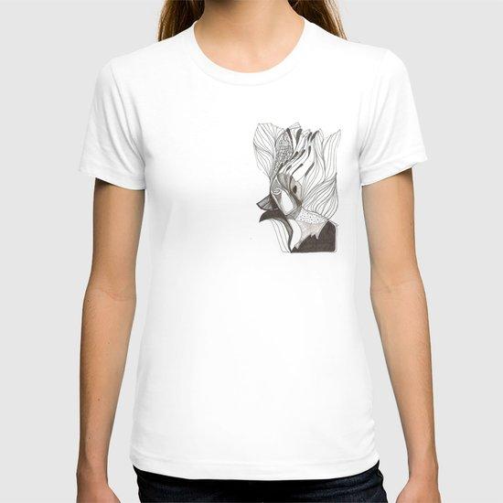 EL hombre pájaro T-shirt
