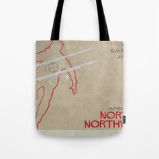 North By Northwest Tote Bag