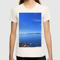 Tahoe Womens Fitted Tee Natural SMALL