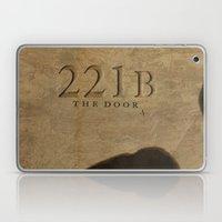 No. 6. 221B Laptop & iPad Skin