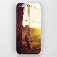 Country Ballet iPhone & iPod Skin