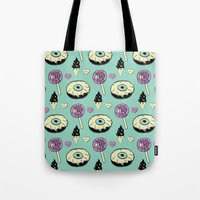 Spooky Sweets Tote Bag