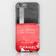 iPhone & iPod Case featuring Red Love by Sara Eshak