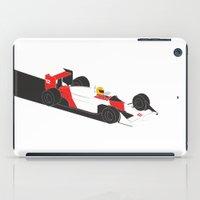 The Senna - McLaren MP4/4  iPad Case