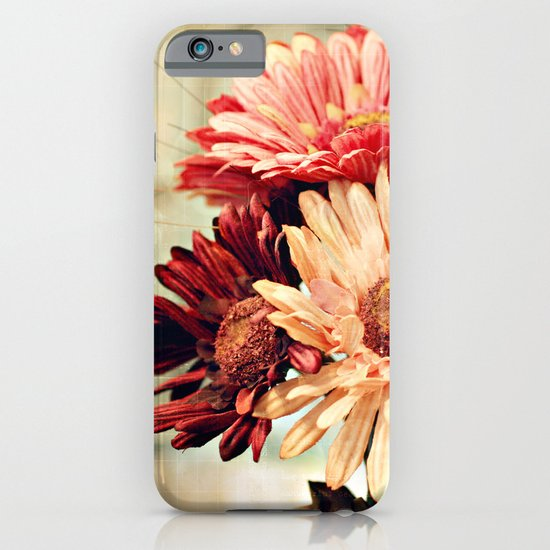Daisy Collage iPhone & iPod Case