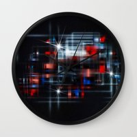 Space Station Wall Clock