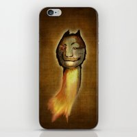 ...meanwhile In The Wood… iPhone & iPod Skin