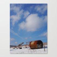 January air Canvas Print