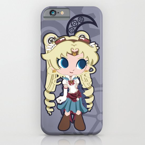 Steampunk Sailor Moon iPhone & iPod Case