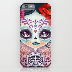 Amelia Calavera - Sugar … iPhone 6 Slim Case
