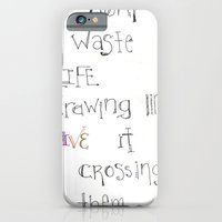 iPhone & iPod Case featuring Live by Kelsey Pohlmann