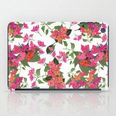 April blooms(Bougainvillea) iPad Case