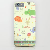 Animal Mix iPhone 6 Slim Case