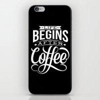 Life Begins iPhone & iPod Skin