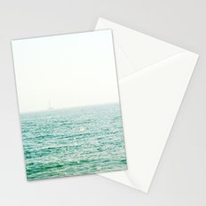 Ocean Ghost Ship Stationery Cards