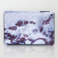 Winter morning iPad Case