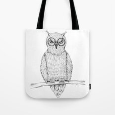 Wise Tote Bag