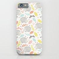 Hedgehogs iPhone 6 Slim Case