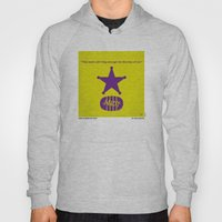 No190 My Toy Story minimal movie poster Hoody