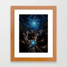 Elements: Water Framed Art Print
