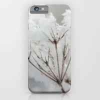 Winter Macro iPhone 6 Slim Case