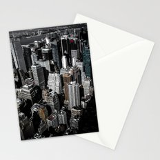 Boxes of Manhattan Stationery Cards