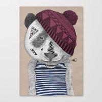 Holger Canvas Print