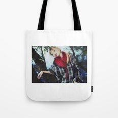 Melancholy Summer Tote Bag