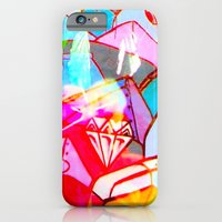 iPhone & iPod Case featuring Graffitious by CarolineCerussi