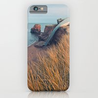 iPhone & iPod Case featuring Eroding Landscape by Shaun Lowe