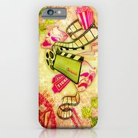 iPhone & iPod Case featuring The 7th Art concept! by Emanpris Artcore