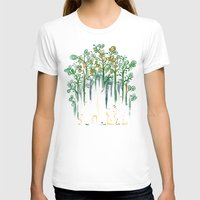 forest T-shirts featuring Re-paint the Forest by Picomodi