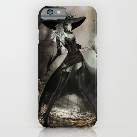 Witch Of Pendle iPhone & iPod Case